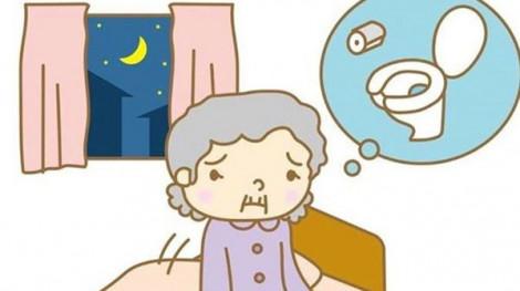 Tiểu đêm nhiều lần là dấu hiệu của bệnh gì?