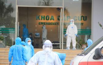 Bệnh viện Bệnh Nhiệt đới Trung ương đang có 5 ca nguy kịch, 11 ca thở oxy
