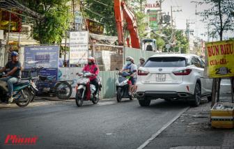 TPHCM điều chỉnh lưu thông hàng loạt tuyến đường