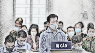 """Hoãn xử vụ thanh tra giao thông """"bảo kê logo xe vua"""" tại Hà Nội"""