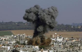 Israel và Palestine liên tục đáp trả nhau bằng hỏa lực trong cuộc đối đầu căng thẳng nhất từ 2014