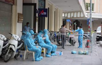 Hưng Yên: Cụ bà 79 tuổi dương tính SARS-CoV-2