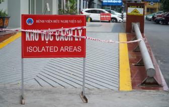 """Phong toả 2 """"ổ dịch"""" giữa trung tâm Hà Nội do đôi vợ chồng trốn khai báo y tế"""