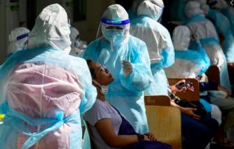 Thái Lan chạm mức kỷ lục mới với 34 người chết vì COVID-19 trong 24 giờ