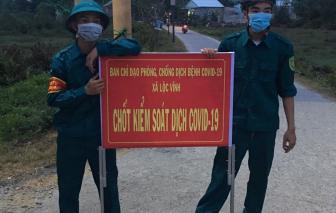 Thừa Thiên - Huế: Từ 0g 12/5 nơi kinh doanh ăn uống không được tập trung quá 10 người