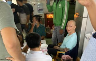 Cán bộ bị bắt đánh bạc ở Sài Gòn là Phường Đội phó phường 11, quận 3