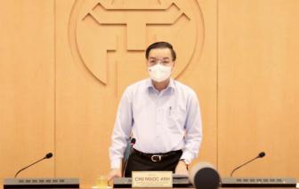 """Chủ tịch Chu Ngọc Anh """"bắt lỗi"""" Giám đốc Hacinco chơi golf trong giờ làm việc"""