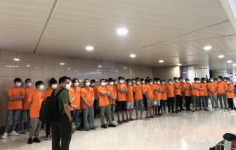Trục xuất 52 người nước ngoài nhập cảnh trái phép ở TPHCM