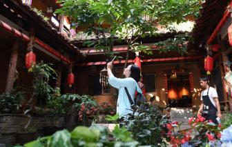 Du lịch nông thôn Trung Quốc phát triển mạnh giữa đại dịch COVID-19