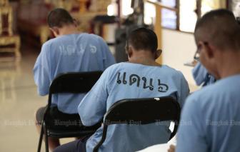 Hàng ngàn tù nhân ở Thái Lan dương tính COVID-19