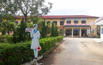 Thừa Thiên - Huế: Khoanh vùng Trung tâm Y tế huyện Phú Lộc, giãn cách chợ Cầu Hai