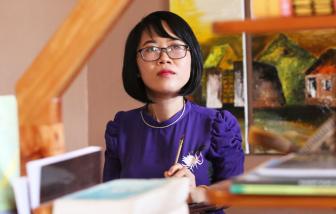 Nhà văn Nguyễn Thị Kim Hòa: Giữa cằn khô, hoa xương rồng vẫn nở