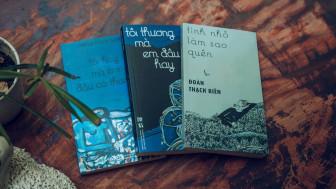 Tái bản ba tựa sách của nhà văn Đoàn Thạch Biền