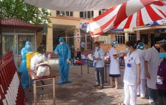 4 sinh viên Đại học Y - Dược Thái Bình dương tính SARS-CoV-2