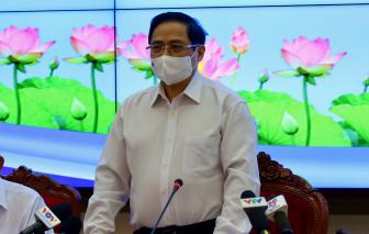 Thủ tướng: Cái gì TPHCM làm tốt hơn, Chính phủ sẽ giao làm