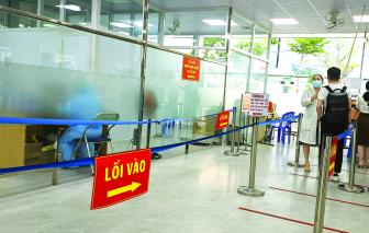 TPHCM chặn dịch từ xa, tăng cường kiểm soát dịch ở các bệnh viện