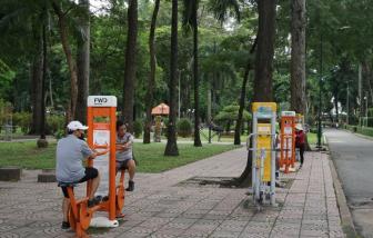 TPHCM tạm dừng các sự kiện tập trung tại công viên, khu vui chơi thiếu nhi