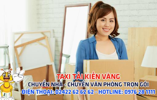 Kiến Vàng - Đơn vị cung cấp dịch vụ chuyển nhà trọn gói uy tín, chất lượng