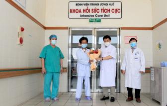 Thừa Thiên - Huế: Một bệnh nhân mắc bệnh hiểm nghèo được cứu sống nhờ kỹ thuật ECMO