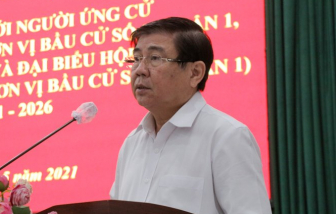 """Chủ tịch Nguyễn Thành Phong: """"Có những lúc phải hy sinh lợi ích ngắn hạn"""""""