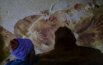 Di chỉ nghệ thuật trong hang động lâu đời nhất thế giới bị hủy hoại