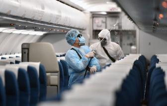 Hà Nội thêm 7 ca dương tính, có hành khách cùng chuyến bay với vợ chồng Giám đốc Hacinco