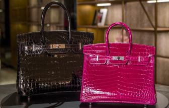 """Nhãn hàng """"chết đứ đừ"""" mùa dịch, túi Hermès vẫn đạt doanh thu kỷ lục"""