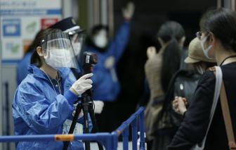 Nhật Bản áp đặt thêm các hạn chế COVID-19 khi Thế vận hội đến gần