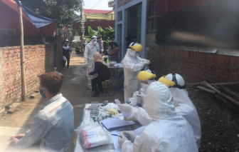 Sáng 15/5: 20 người nhiễm COVID-19 trong cộng đồng, nhiều nhất ở Bắc Giang