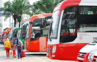 TPHCM yêu cầu xe khách không dừng, đón trả khách tại các vùng có dịch