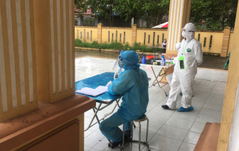 Trưa 15/5: 16 người nhiễm COVID-19 trong cộng đồng, Bắc Giang vẫn nhiều ca bệnh nhất
