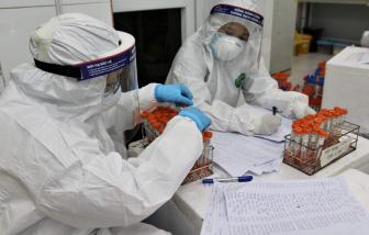 Xây dựng kịch bản xét nghiệm cho tình huống 30.000 người mắc COVID-19