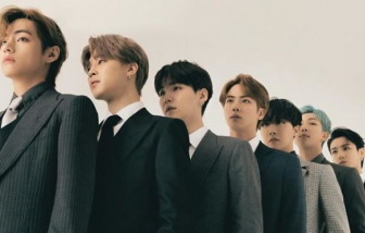 BTS trở thành nghệ sĩ châu Á đầu tiên xuất hiện trên tạp chí âm nhạc danh tiếng Rolling Stone