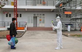 Hưng Yên thêm ca dương tính với SARS-CoV-2