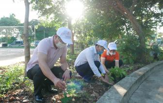 Ngày Vì môi trường xanh tại huyện Cần Giờ