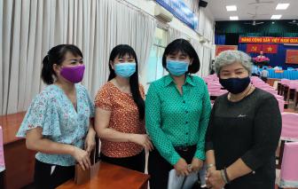 Ứng cử viên cam kết tạo mọi điều kiện hỗ trợ phụ nữ khởi nghiệp