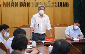 """Bộ Y tế có mặt ngay trong đêm hỗ trợ Bắc Giang - tỉnh có số người mắc COVID-19 """"tăng chóng mặt"""""""