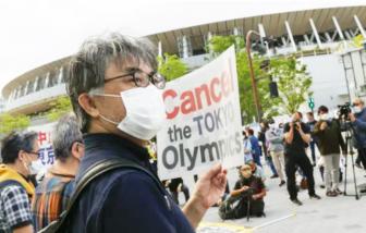 Lo sợ COVID-19, người Nhật phản đối tổ chức Olympic 2021