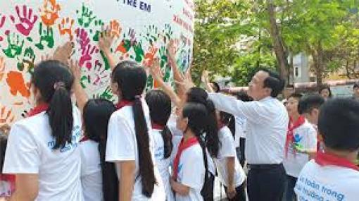 Công tác bảo vệ trẻ em rất cần vai trò của Hội Phụ nữ