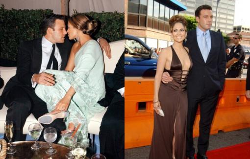 Khoảnh khắc thời trang của Jennifer Lopez và Ben Affleck