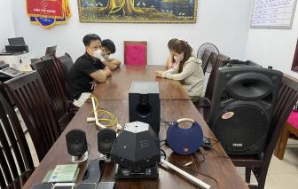Giữa mùa dịch, nhóm nam nữ thanh niên vẫn mở tiệc ma túy trong chung cư
