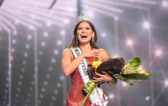 Tân Hoa hậu Hoàn vũ: Vẻ đẹp không đến từ bên ngoài