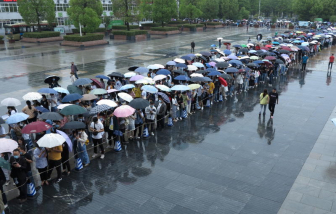 Trung Quốc tiêm vắc-xin COVID-19 cho gần 14 triệu người mỗi ngày