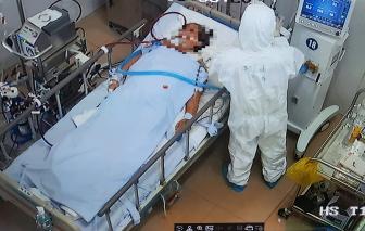 Bắc Ninh có 25 bệnh nhân nặng, 2 ca phải thở máy
