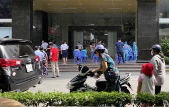 Phong tỏa 1 block chung cư ở thành phố Thủ Đức vì ca nghi nhiễm COVID-19