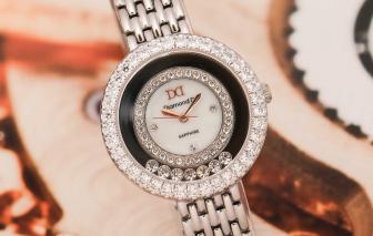 Đại tiệc sinh nhật Đăng Quang Watch 12 năm, giảm giá đến 40% đồng hồ Thuỵ Sĩ chính hãng