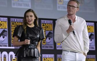 """Loạt phim siêu anh hùng Marvel """"WandaVision"""" giành giải thưởng MTV"""