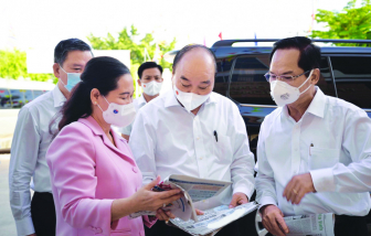 Ngày 23/5, Chủ tịch nước bỏ phiếu tại huyện Củ Chi