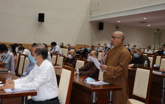 Quận Bình Thạnh: cử tri chức sắc tôn giáo quan tâm đến các vấn đề dân sinh