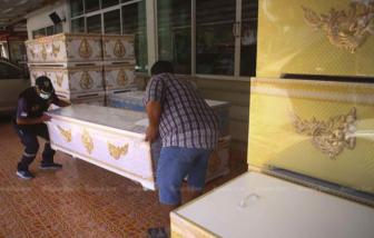 Thái Lan ghi thêm kỷ lục buồn về số người chết vì COVID-19